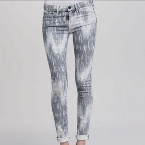 Vince Black Gray Jeans Size 26